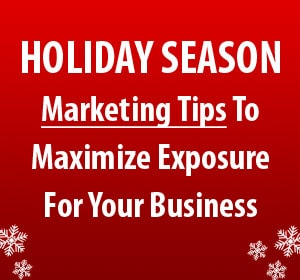 Holiday Season Marketing Tips for Business