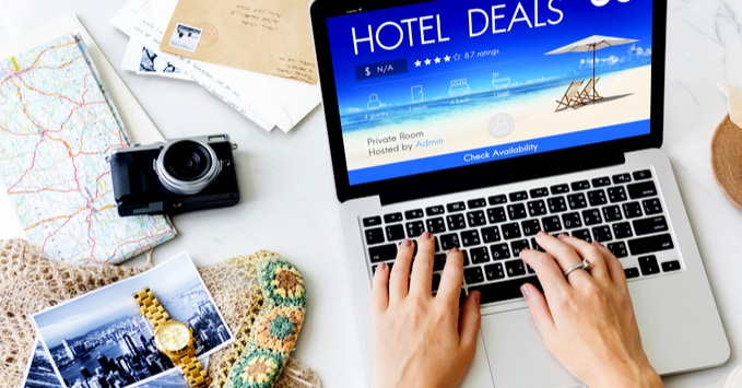 Hotel Rewards Program Deals Online