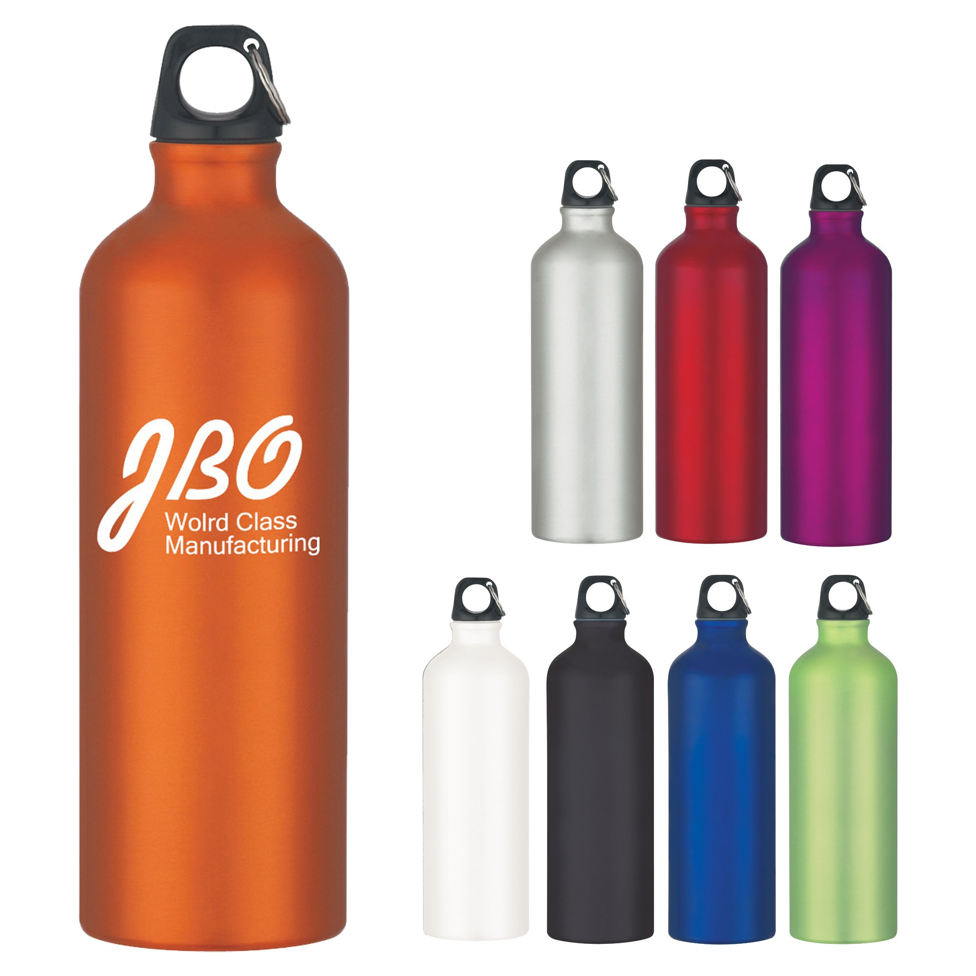 24 OZ US Aluminum Bottle