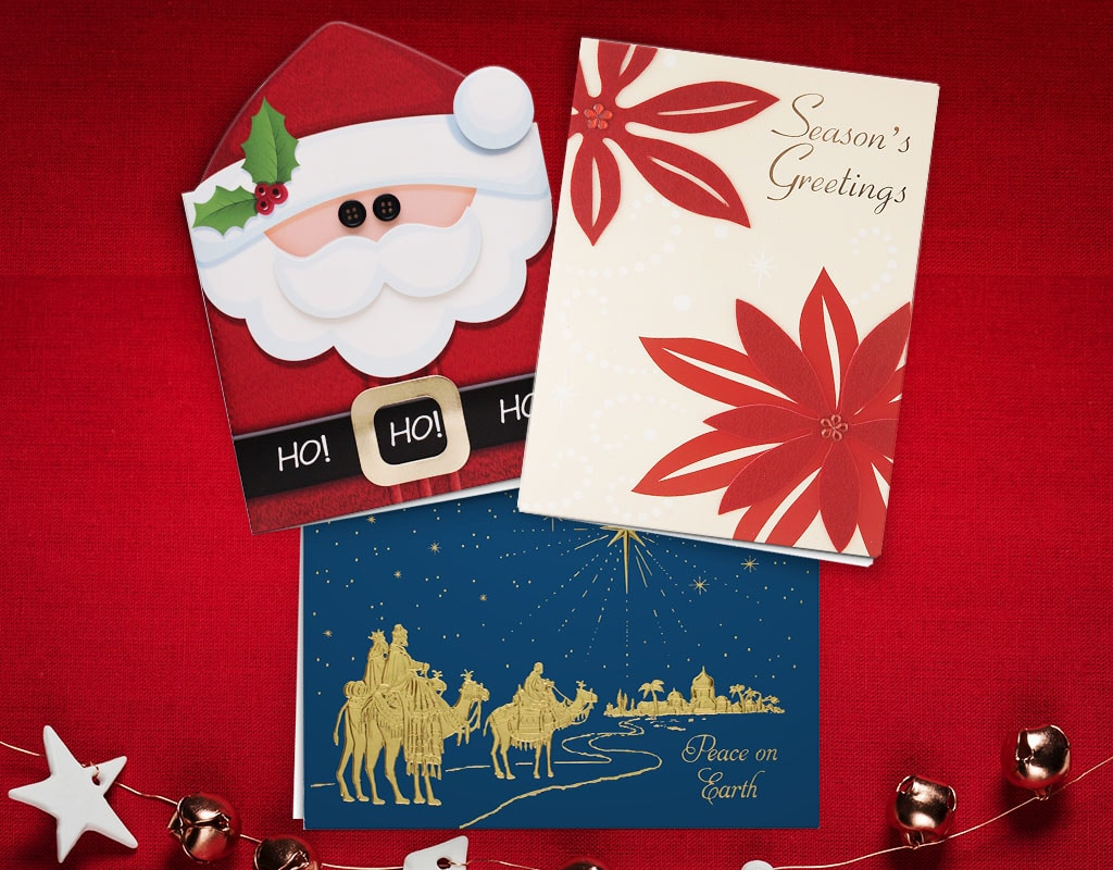 Custom Holiday Card Ideas For Business