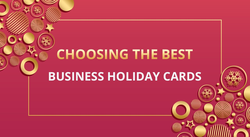Business Holiday Card Ideas 2020: Best Holiday & Christmas Cards