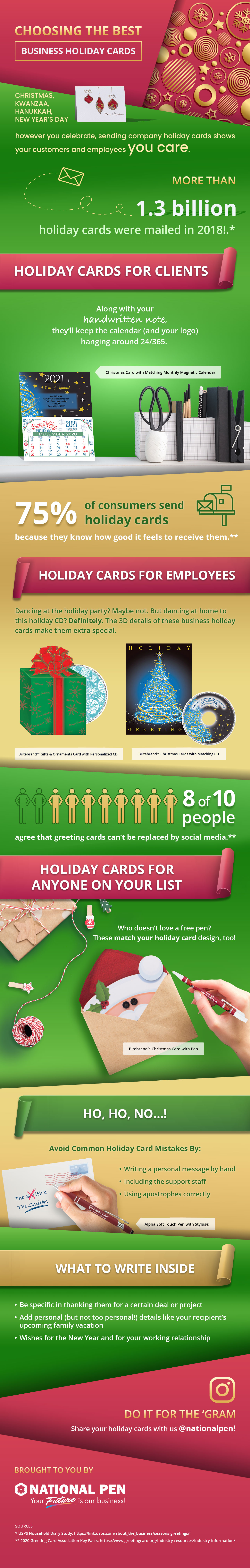 Business Holiday Card Ideas 2020 Best