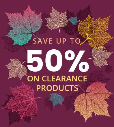 promotional products on clearance